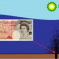 BP Plugs Oil Leak With £50 Notes
