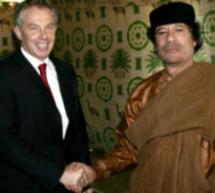 Oil Firms Slam Gaddafi On Human Rights