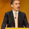 Obama Joins Liberal Democrats