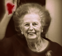 Thatcher Privatises Afterlife