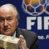 Sepp Blatter Wins Fifth Consecutive World Cup of Corruption
