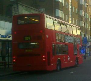 109 to Croydon