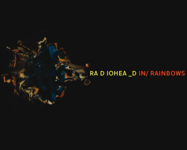 Album cover for In Rainbows