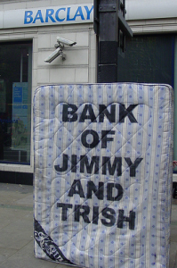 bank of jimmy and trish