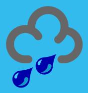 it's rain, stupid