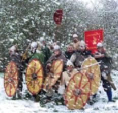romans invade