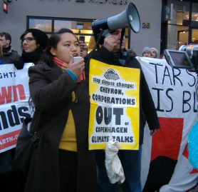 canadian tar sands demo