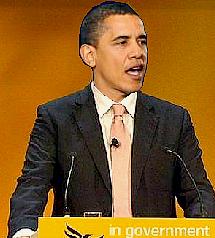 obama at lib dem conference