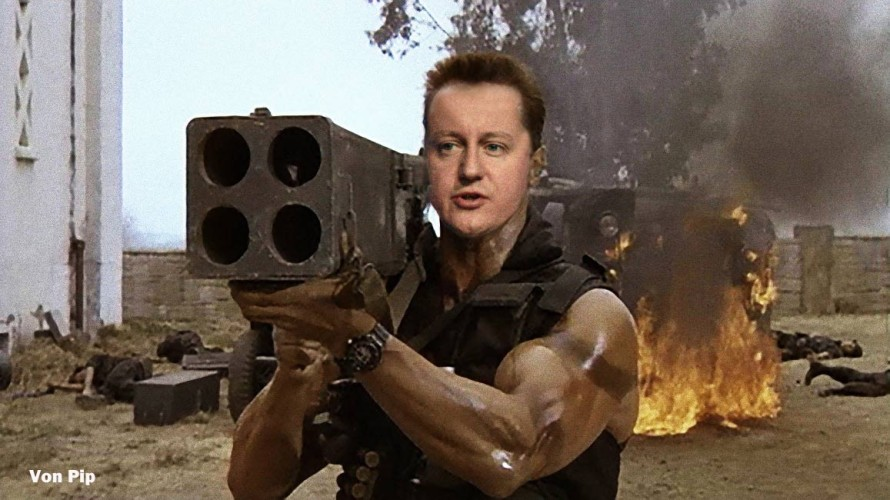 Cameron on under-25s killing rampage