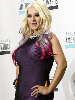 Imperfect Christina Aguilera