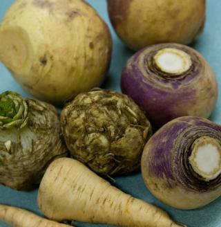 unpopular root veg