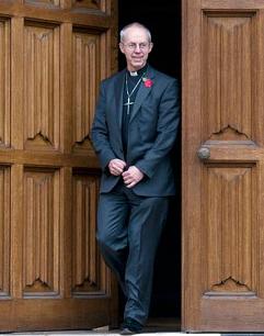 Archbishop exits closet