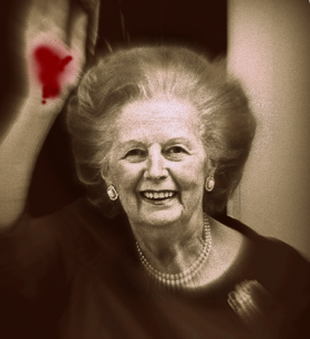 Bloody Thatcher