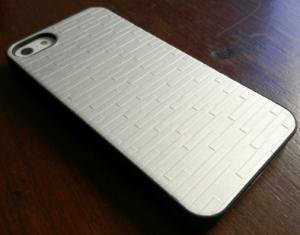 Shiny brick phone