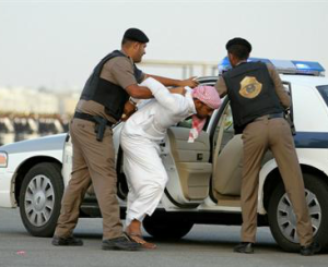 Saudi police mistakenly arrest a male