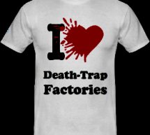 Death-Trap Factory This Season's Must-Have Accessory