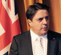 British National Party Leader Apologises For Abolishing Slavery