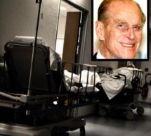 Prince Philip Dies On Hospital Trolley