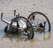School Playing Fields 'Too Muddy for Wheelchairs'