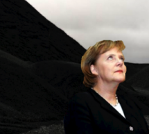 Angela Merkel 'Stockpiling Coal'