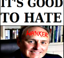It's good to hate!
