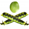 Green Peas Charged With Piracy