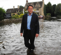 David Cameron Finally Agrees To Worsen Flooding