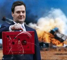 """""""Destroy Things And Pay Less Tax,"""" Pledges Osborne"""