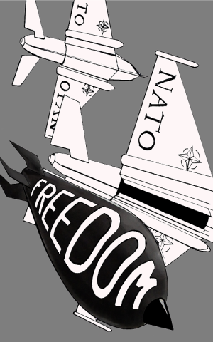 Freedom: The bomb that keeps on giving